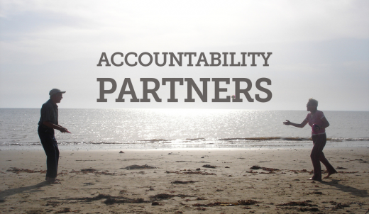 accountability partners- Create Awesome Challenge